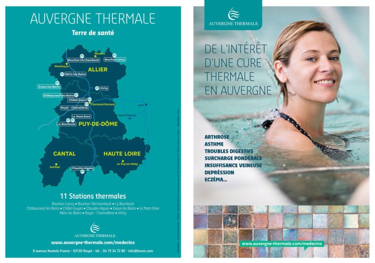 2019 Thermauvergne – Médecins Thermaux
