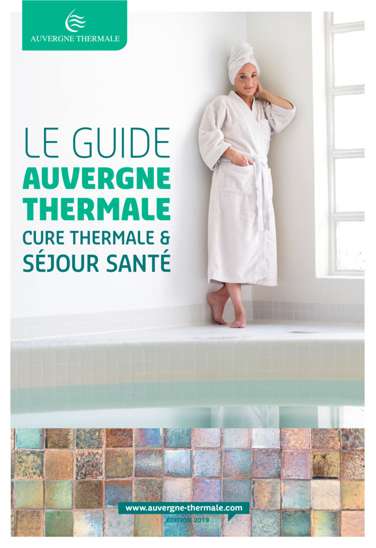 2019 Auvergne Thermale – Guide Thermal
